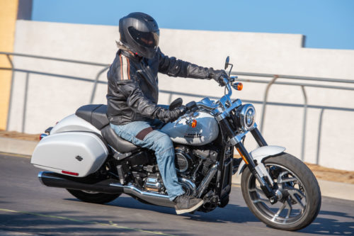 2021 Harley-Davidson Sport Glide Review: Two-Wheeled Convertible