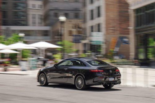Tested: 2021 Mercedes-AMG E53 Coupe Exudes Elegant Menace