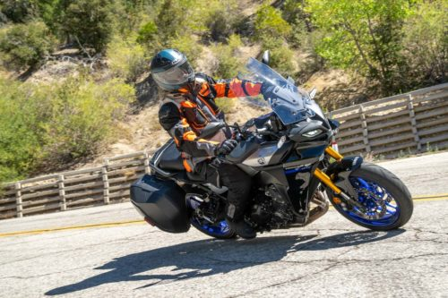 2021 Yamaha Tracer 9 GT Review (23 Fast Facts)