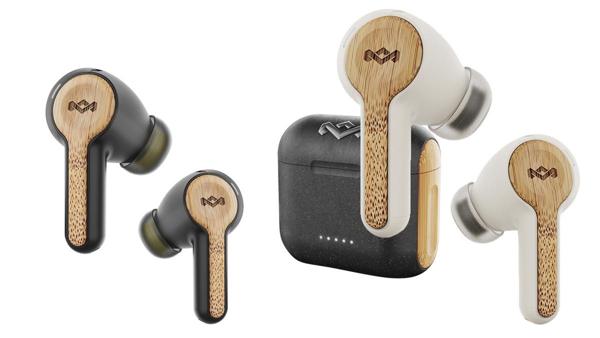 House of Marley Rebel True Wireless Earbuds