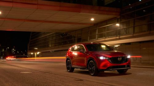 2022 Mazda CX-5 gets standard AWD and crucial mechanical updates