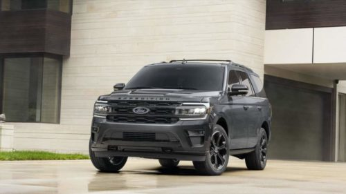 2022 Ford Expedition Timberline Won't Get Long-Wheelbase Version