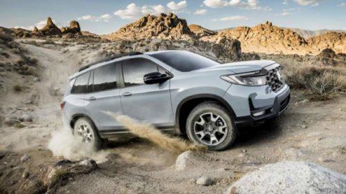 2022 Honda Passport Debuts With TrailSport Trim Bringing Rugged Look