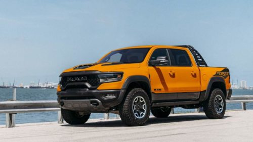 Ram Debuts TRX Ignition, Other Appearance Package Trucks In Texas