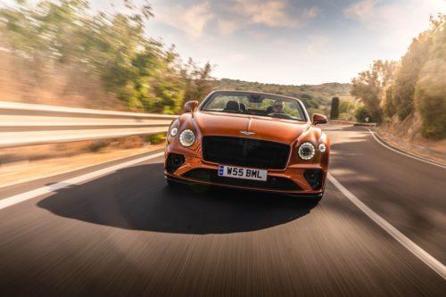 2022 Bentley Continental GT Speed: A Little Bit More, Everywhere