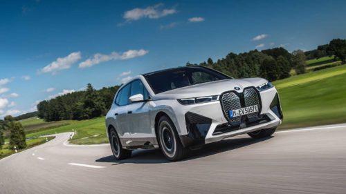 2022 BMW iX First Drive Review: Bavaria's New Blueprint