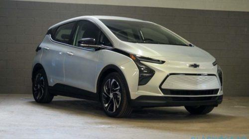 Chevrolet Bolt recall: EV production resumes as GM details battery fix