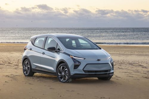 Chevy Bolt EV Battery Replacements Coming Soon in Fire-Risk Recall