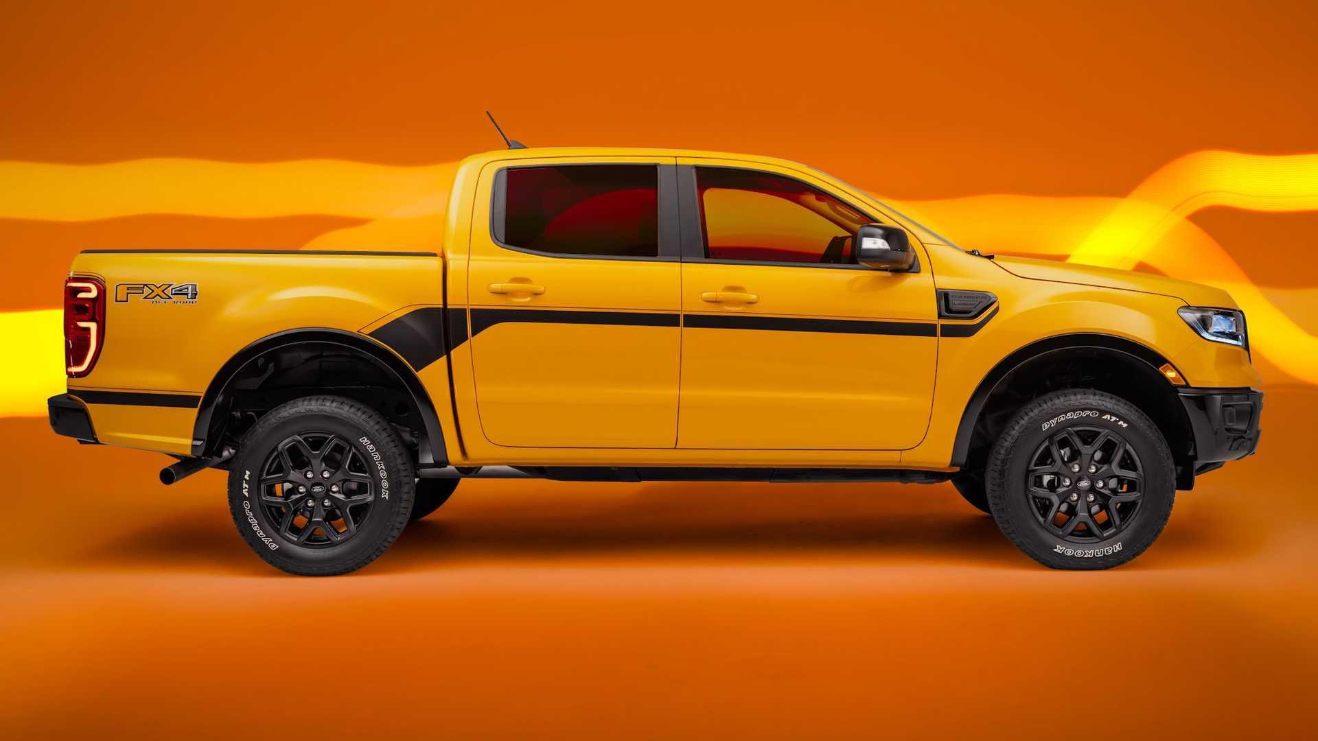 Ford Ranger Splash Edition