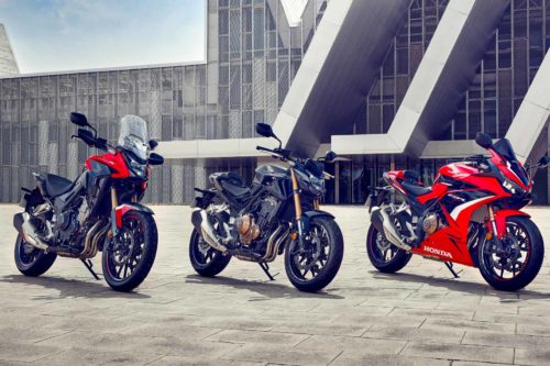 2022 Honda CB500 Lineup First Look (8 Fast Facts + 32 Photos)