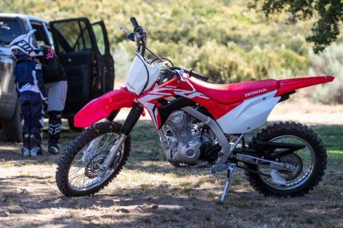 2021 Honda CRF125F Review