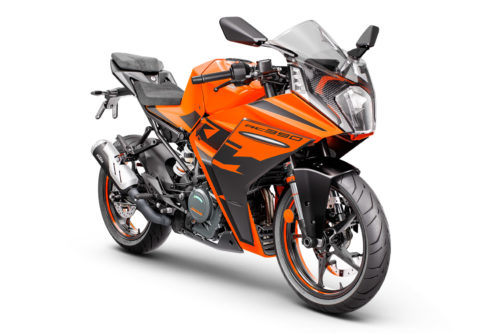 2022 KTM RC 390 First Look (21 Fast Facts: Track and Street Motorcycle)