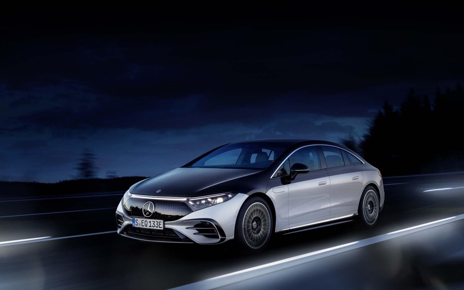 2022 Mercedes Benz EQE