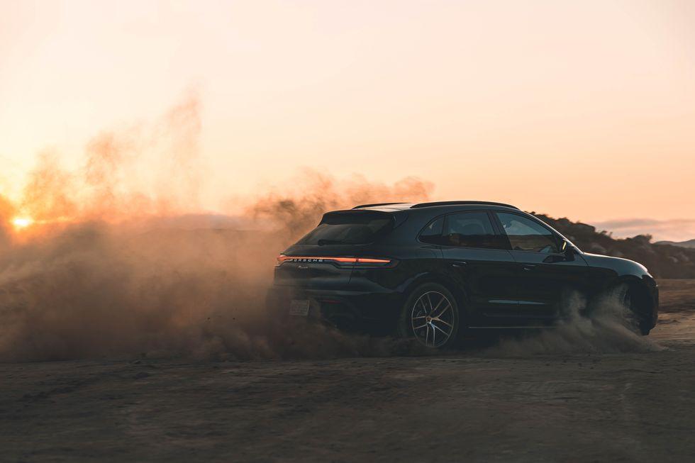 2022 Porsche Macan