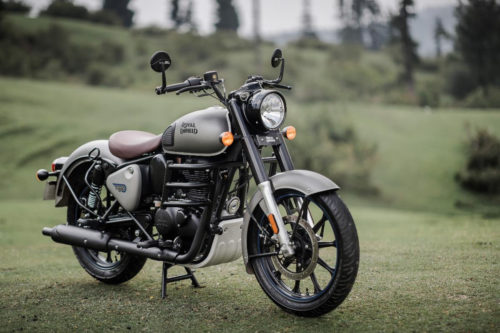 2022 Royal Enfield Classic 350 First Look (9 Fast Facts)