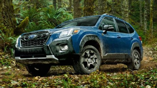 2022 Subaru Forester Wilderness Revealed With A Lot More Toughness