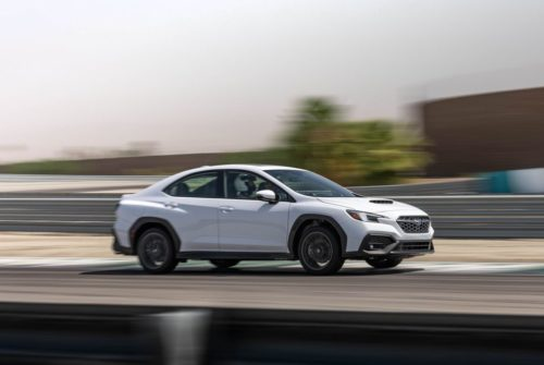 The 2022 Subaru WRX Is All Grown-up with Places to Go