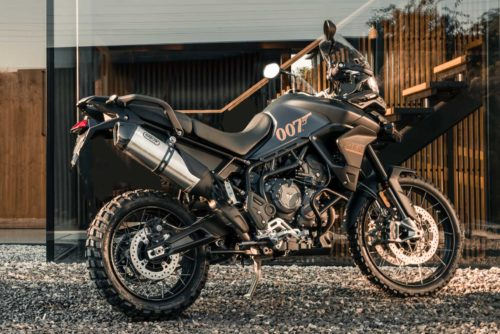 2022 Triumph Tiger 900 Bond Edition First Look (9 Fast Facts)
