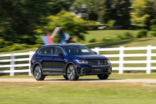 Tested: 2022 VW Tiguan Receives Small Changes, Still a Favorite