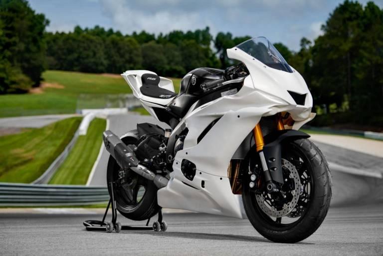 2022 Yamaha YZF-R6 GYTR