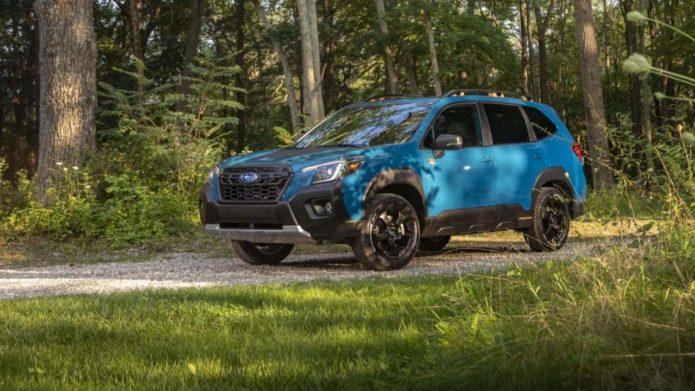2022 Subaru Forester Wilderness