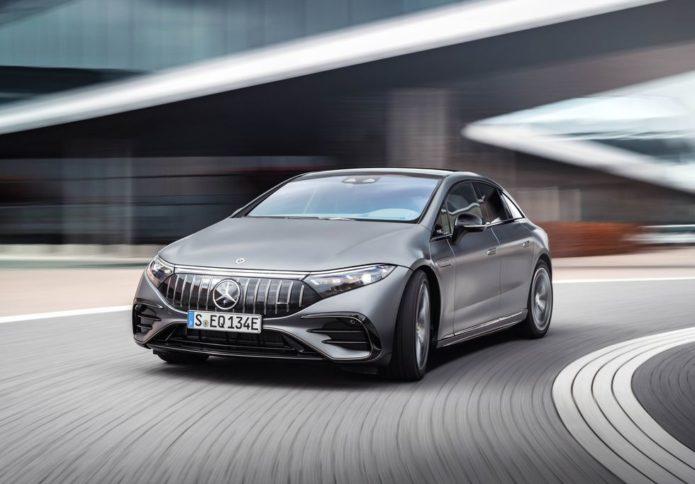 2023 Mercedes-AMG EQS