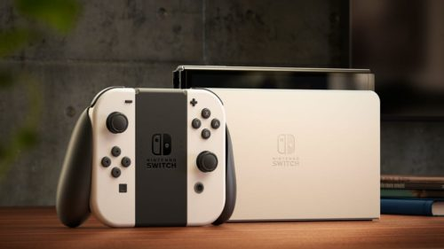 Nintendo Switch OLED hands-on: A gorgeous screen makes a big difference