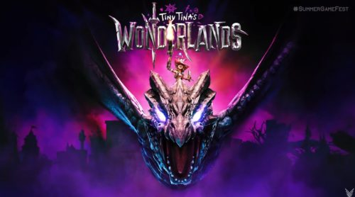 Tiny Tina's Wonderlands gets a release date and wild gameplay trailer