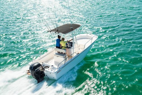 Best Small Center Console Boats for New Boaters