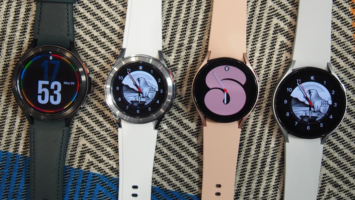 Samsung Galaxy Watch 4 bands