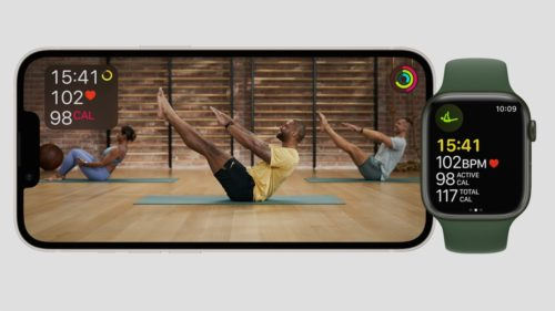 Apple Fitness+ adds new workout types – integrates more with Apple Watch