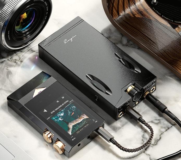 Cayin C9 Portable Amplifier