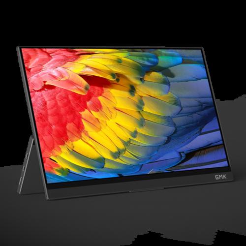 GMK Xpanel 4K USB Type-C touchscreen portable monitor review