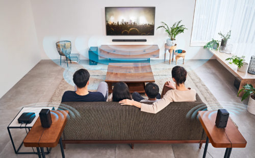 Sony HT-S40R Home Theatre With Dolby Digital Soundbar, Wireless Rear Speakers Launched: Price, Specs