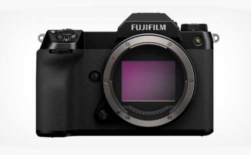 Fujifilm Makes Medium Format Even More Competitive With GFX50S II