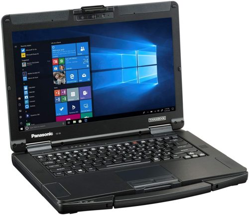The latest Panasonic Toughbook is more rugged and powerful than ever