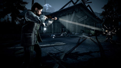 Alan Wake Remastered revives the cult classic this fall