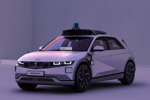 Hyundai Ioniq 5 Robotaxi Is Coming Soon