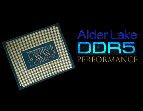 Leaked DDR5-6400 RAM test on Intel's upcoming Alder Lake platform shows that faster DDR5 specs are not really suitable for gaming