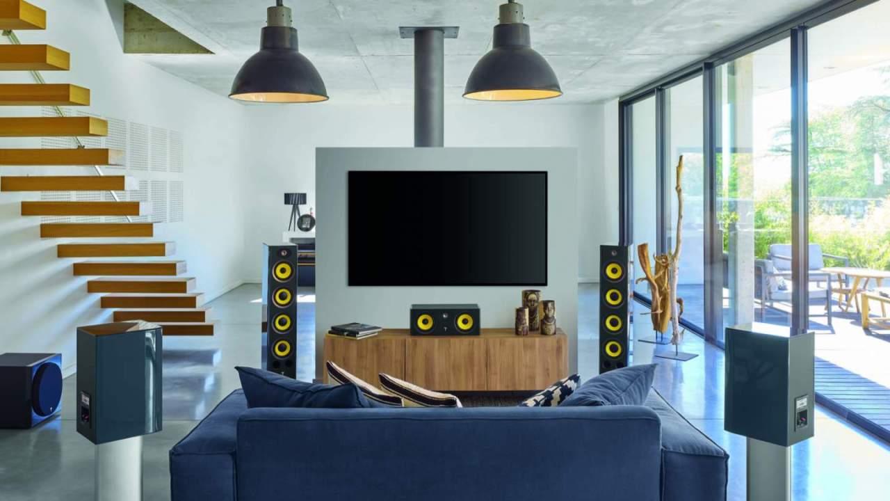Focal Aria K2 speakers