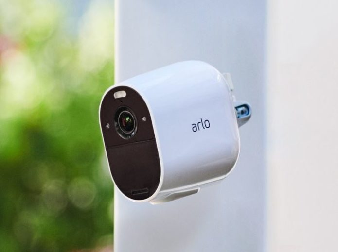 Arlo Essential Wireless Security Camera