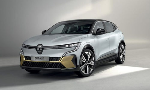 2022 Renault Megane E-Tech Electric Revealed As All-New Electric SUV