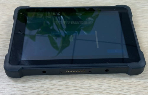Hands on: Cenava W81H rugged Windows tablet review