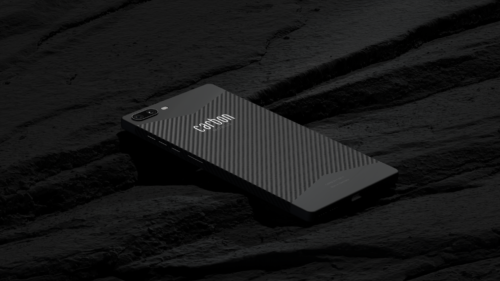 Carbon 1 MK II: The carbon fibre smartphone is now a lot cheaper and produced in Germany
