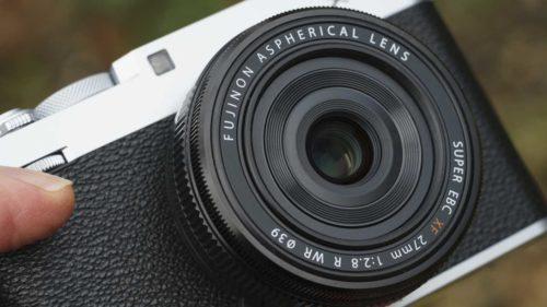 Fujifilm Fujinon XF 27mm F2.8 R WR Review