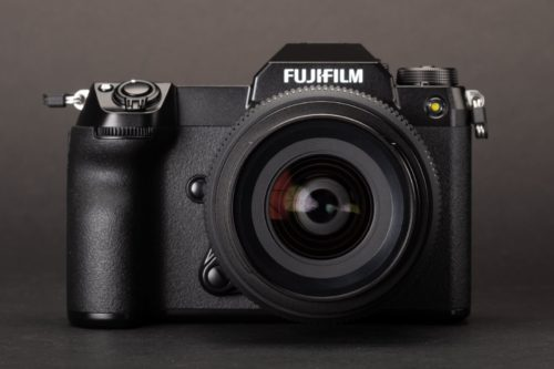 Fujifilm GFX50S II review