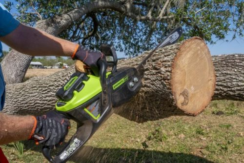 Greenworks Pro 60V 18-Inch Chainsaw Review