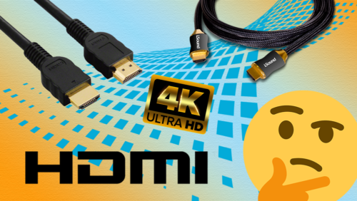 HDMI Cable Types and Versions: Which one to get?