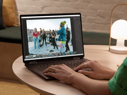"""HP Spectre x360 16 will have an """"intelligent"""" 5 MP webcam that can follow you around the room"""
