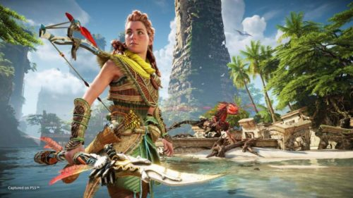Horizon Forbidden West developer could be working on a multiplayer project